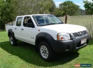 Nissan Navara 4x4 Ute for Sale