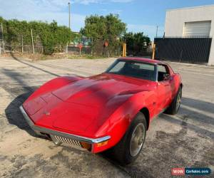 Classic 1970 Chevrolet Corvette for Sale