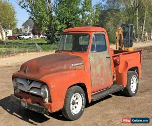 Classic 1955 Ford F-100 Base for Sale