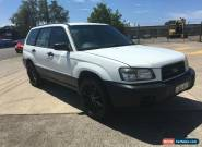 Subaru Forester 2004 x wagon automatic auto 2.5 litre rego bargain buy liberty for Sale