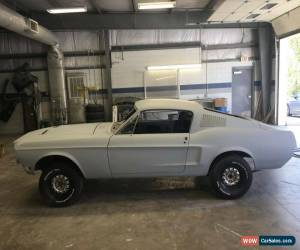 Classic 1968 Ford Mustang Fastback for Sale