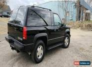 1999 Chevrolet Tahoe for Sale