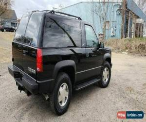 Classic 1999 Chevrolet Tahoe for Sale