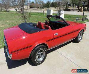Classic 1972 Ford Mustang Convertible w/ 351 for Sale
