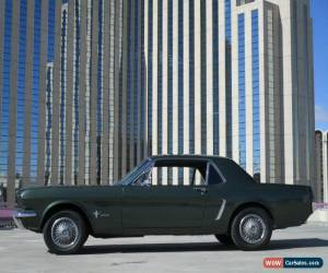 Classic 1965 Ford Mustang -- for Sale