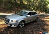 Classic Audi A3 S-Line Manual for Sale