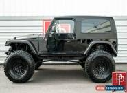 2005 Jeep Wrangler Unlimited for Sale