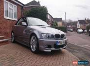 2005 BMW 330 CD SPORT GREY for Sale