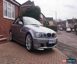 Classic 2005 BMW 330 CD SPORT GREY for Sale