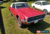 Classic 1969 Ford Thunderbird for Sale