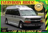 Classic 2004 Chevrolet Express 30th Anniversary Model G3500 Home&Park Motorhome RV for Sale