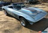 Classic 1966 Chevrolet Corvette 1966 CORVETTE ROADSTER ROLLER REASTORED FRAME for Sale