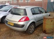 Renault Megane 1.6 16v 2004   for Sale