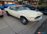 1969 Ford Mustang Grande for Sale