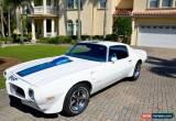 Classic 1970 Pontiac Firebird for Sale