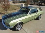 1967 Ford Mustang GT-350  ---- 289 for Sale