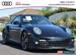 2011 Porsche 911 S Turbo for Sale