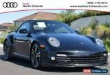 Classic 2011 Porsche 911 S Turbo for Sale
