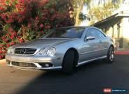 2004 Mercedes-Benz CL-Class for Sale