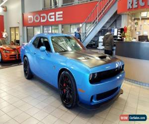 Classic Dodge: Challenger SRT Hellcat for Sale