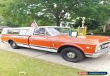 Classic 1970 Chevrolet C-10 for Sale
