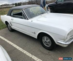 Classic 1966 Ford Mustang Deluxe for Sale