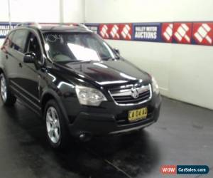 Classic 2006 Holden Captiva Maxx 4x4 Wagon CA04AQ for Sale