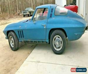 Classic 1965 Chevrolet Corvette 65 CORVETTE COUPE # MATCHING PROJECT BARN FIND NR for Sale