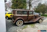 Classic 1930 Chevrolet Other 4 door for Sale