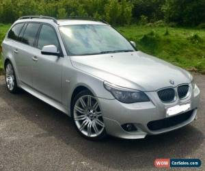 Classic BMW 530d M Sport Business Edition Touring Spt Auto - FSH, new MOT & Massive Spec for Sale