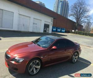 Classic 2010 BMW M6 for Sale
