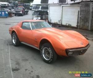 Classic 1973 Chevrolet Corvette for Sale