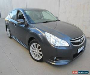Classic 2010 Subaru Liberty 2.5L Premium B5 Automatic Sedan MY10 for Sale
