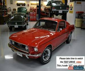 Classic 1968 Ford Mustang for Sale