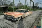 Classic 1964 Cadillac DeVille RAT ROD for Sale