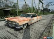 1964 Cadillac DeVille RAT ROD for Sale