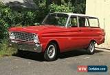 Classic 1964 Ford Falcon for Sale