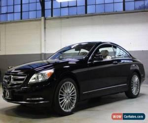 Classic 2013 Mercedes-Benz CL-Class CL 550 for Sale