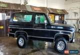Classic 1979 Chevrolet Blazer K-5 Cheyenne 4X4 for Sale