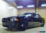 2013 Dodge Charger 5.7L V8 HEMI Police for Sale