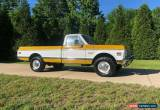 Classic 1972 Chevrolet C-10 for Sale