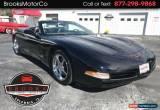 Classic 1998 Chevrolet Corvette 2dr Convertible for Sale