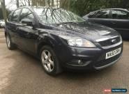 2010 60 FORD FOCUS ZETEC TDCI 109 BHP LOW MILES NICE CAR NEW MOT  for Sale