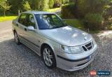Classic 2005 SAAB 9-5 2.0 T VECTOR TURBO AUTO SALOON SILVER for Sale
