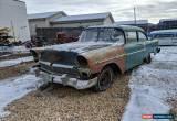 Classic 1956 Chevrolet Bel Air/150/210 2 Door Sedan for Sale