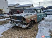 1956 Chevrolet Bel Air/150/210 2 Door Sedan for Sale