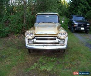Classic 1959 Chevrolet Other Pickups deluxe for Sale