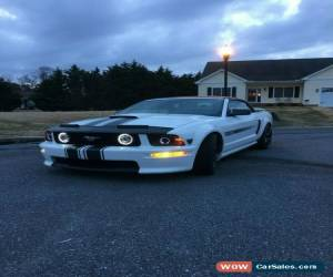 Classic 2007 Ford Mustang Convertible for Sale