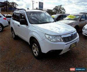 Classic 2010 Subaru Forester S3 X Automatic A Wagon for Sale