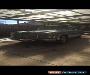 Classic 1970 mercedes benz 280s for Sale